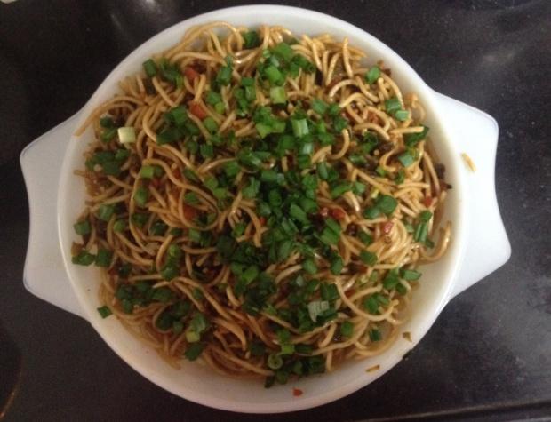Veg Hakka Noodles 5